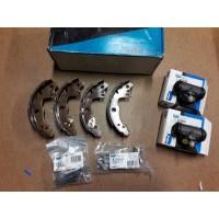 Citroen LNA - Peugeot 104 - Kit de frein arriere 180x42 (bendix)