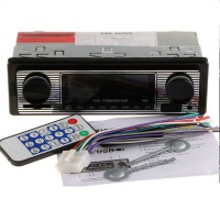 Autoradio Look Retro - bluetooth MP3 USB SD 12V