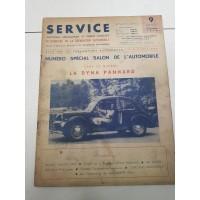 - Revue Technique Service automobile SA-48-09