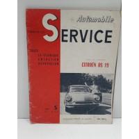 - Revue Technique Service automobile SA-57-05
