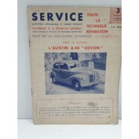- Revue Technique Service automobile SA-49-03
