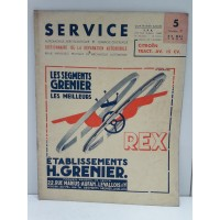 - Revue Technique Service automobile SA-39-05