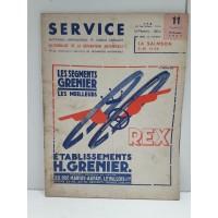 - Revue Technique Service automobile SA-47-11