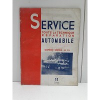 - Revue Technique Service automobile SA-50-11