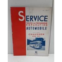 - Revue Technique Service automobile SA-54-10