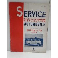 - Revue Technique Service automobile SA-54-04