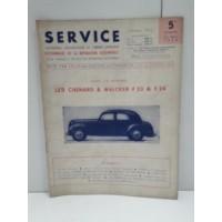- Revue Technique Service automobile SA-48-05
