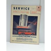 - Revue Technique Service automobile SA-39-04