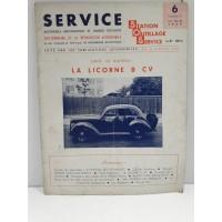 - Revue Technique Service automobile SA-49-05