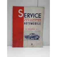 - Revue Technique Service automobile SA-50.08
