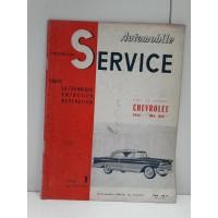 - Revue Technique Service automobile SA-56-01