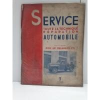 - Revue Technique Service automobile SA-52-07