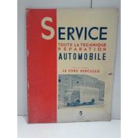- Revue Technique Service automobile SA-51-05