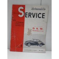 - Revue Technique Service automobile SA-58-02