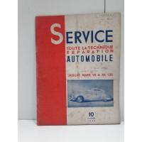 - Revue Technique Service automobile SA-52-10