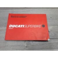 Ducati ST2  - Manuel d Atelier Espagnol Portugais