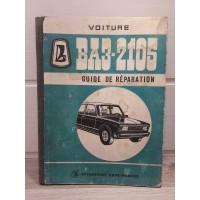 Lada BA3-2105 - 1978 - Revue technique Origine