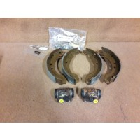 NISSAN PRIMERA (P10) 2.0 D - Kit de frein arriere montage 203x38 (Bendix)