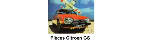 Citroen GS GSA