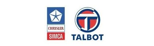 Simca Talbot Chrysler Documentation